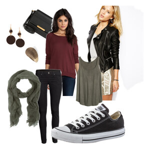 Outfit rockthechucks von magdalena