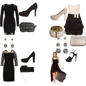 Outfit Kleider von Berivan Coban