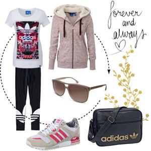 Outfit Adidas Love von MEW