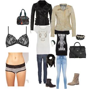 Outfit straßenoutfit von Yvonne Gollwitzer