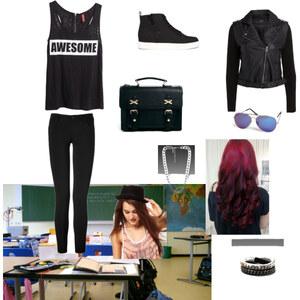 Outfit School Day von rwittchen57