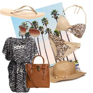Outfit Animal summer von merle-brakel