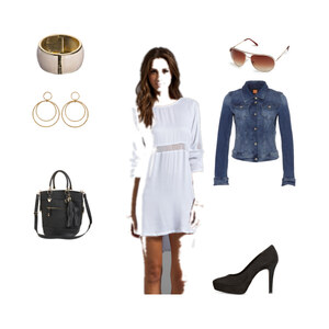 Outfit Sommerlook von jessica.wippermann
