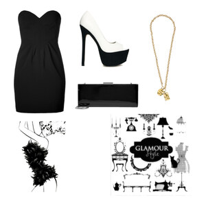 Outfit for partying von Charly Meissner
