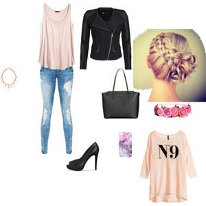 Outfit La vie rose von HD