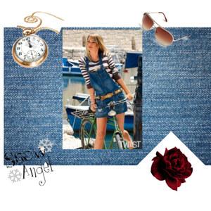 Outfit Ab ins neue Abenteuer :) von Ana Skarica