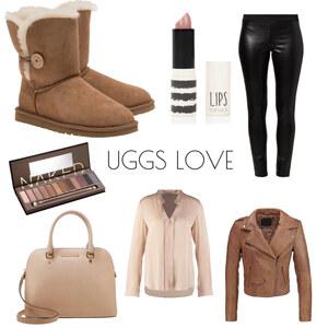 Outfit Uggs von love.caramel.gurl