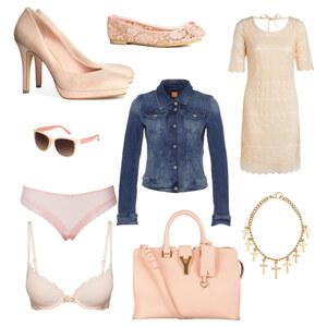 Outfit Ein Traum in Rosa von Jennifer Voß