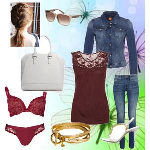 Outfit Sommer von Jennifer Voß