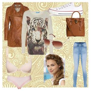 Outfit Wild von Jennifer Voß