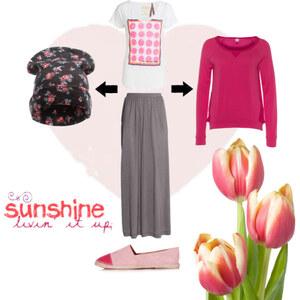 Outfit Springtide von MEW