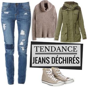 Tenue Comment porter le jean must-have du moment ? sur Glami