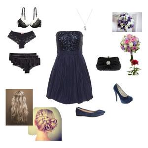 Outfit Ball/Hochzeit/Fest von Cupcacke*