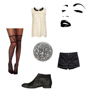 Outfit Party von Bexx
