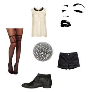 Outfit Party von Bexx