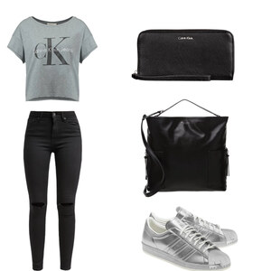 Outfit ck loves metal toe von BB Foxy