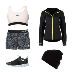 Outfit Sports be back von BB Foxy