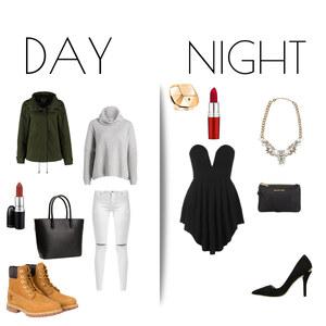 Outfit Day`n`Night von ceydax3