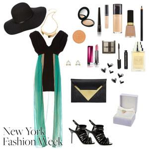 Tenue Chic for Fashion Week sur sarahdu15eme