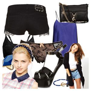 Outfit Summerblue von Tessa Kudrass