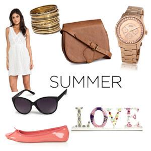 Outfit SummerLove von Jeanine