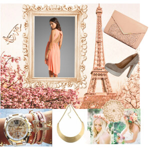 Outfit Golden Summer von Ronja Wi