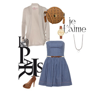 Outfit go Paris... von Audrey Miller