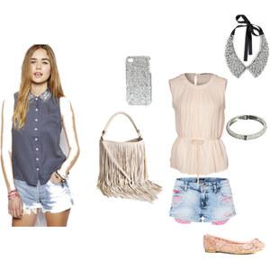 Outfit Glitzer von HD