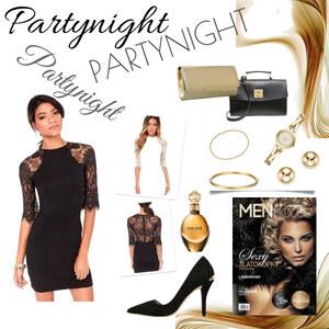 Outfit Partynight von selinavolk