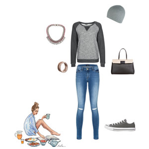 Outfit Sunday afternoon von HD
