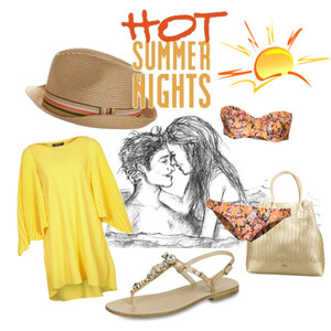 Outfit Hot Summer Nights von MEW