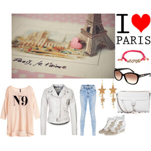 Outfit ...Paris...<3 von Gabrijela Pilski