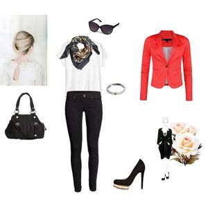 Outfit Highlight Blazer von HD