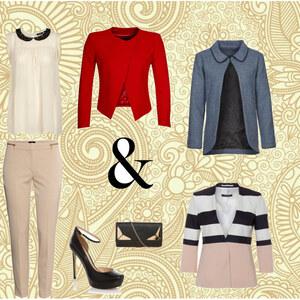 Outfit Ein Outfit - Drei Blazer #blazertime von Hollyland