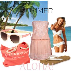 Outfit Summer Aloha :* von Nisa