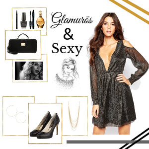 Outfit Glamurös und Sexy  von selinavolk