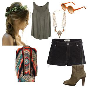 Outfit Hippi von maxine.reinkemeier