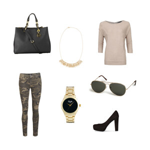 Outfit friday von Annika Emma Arnold
