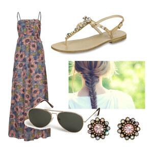 Outfit Vorfreude auf den Sommer!  von Vanessa