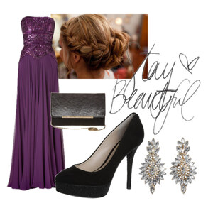 Outfit Queen of the prom von Vanessa