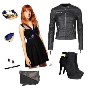 Outfit Glam-Rock von Mareike <3