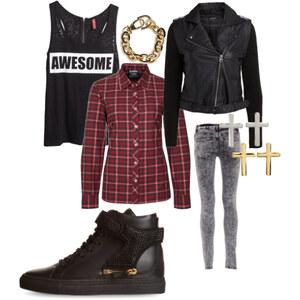 Outfit StreetROck von Michelle Kuck