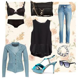 Outfit Shopping Day von Jennifer Voß