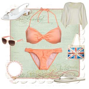Outfit Strandnixe von Jennifer Voß