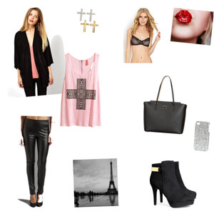 Outfit Paris von Tatjana KEksee