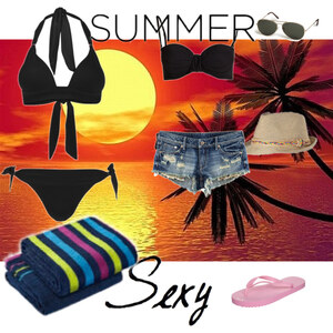 Outfit Sommer Sonne Strand von Cupcacke*
