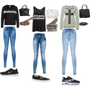 Outfit Alltags Look  von kimschroer.ks