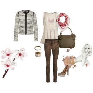 Outfit Frühling von HD