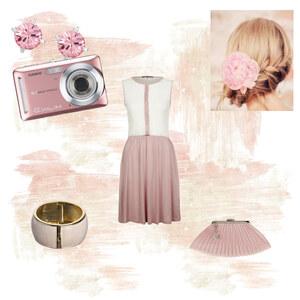 Outfit Pink lady. von Bexx