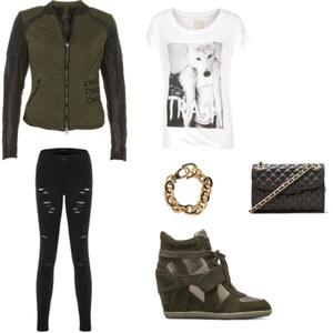 Outfit Autumn Streetwear von Vikiii